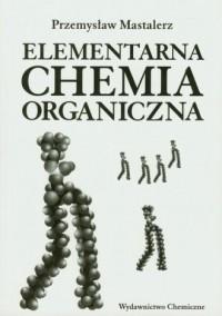 Elementarna chemia organiczna - okładka książki