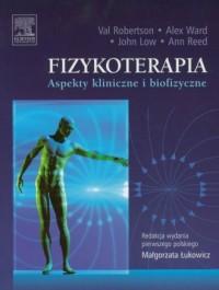 Fizykoterapia - okładka książki