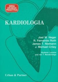 Kardiologia. Seria lekarza praktyka - okładka książki