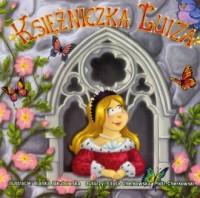 Księżniczka Luiza - okładka książki