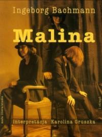 Malina (CD mp3) - pudełko audiobooku
