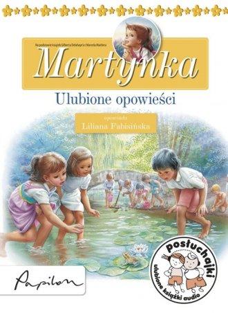 Martynka. Ulubione opowieści (CD) - pudełko audiobooku