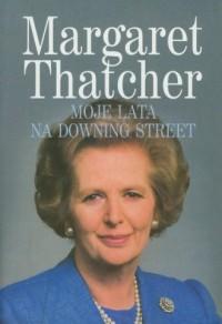 Moje lata na Downing Street - okładka książki
