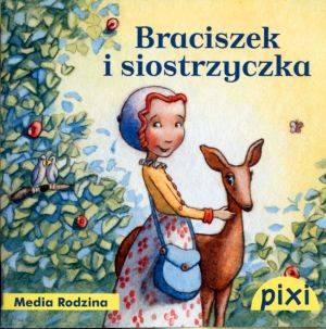 Pixi. Braciszek i siostrzyczka - okładka książki