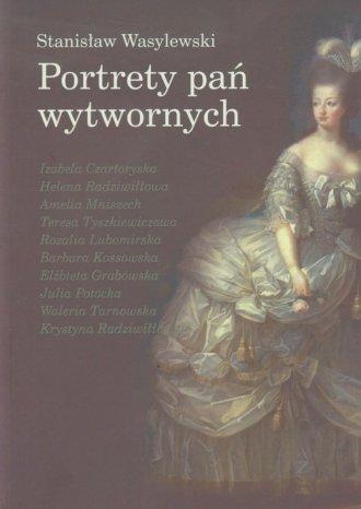 Portrety pań wytwornych - okładka książki