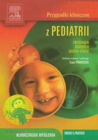 Przypadki kliniczne z pediatrii - okładka książki