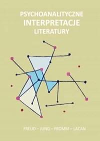 Psychoanalityczne interpretacje - okładka książki