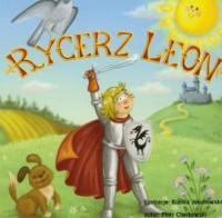 Rycerz Leon - okładka książki