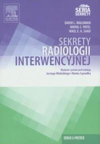 Sekrety radiologii interwencyjnej - okładka książki