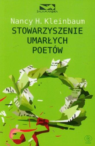 Stowarzyszenie umarłych poetów - okładka książki