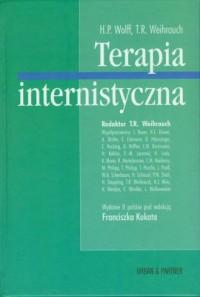 Terapia internistyczna - okładka książki