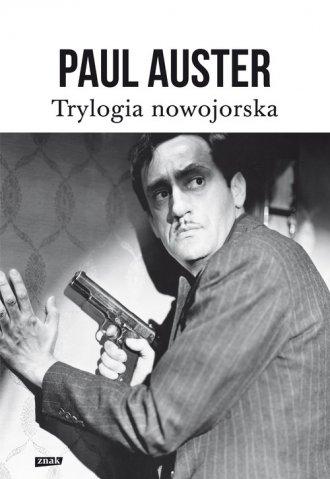 Trylogia nowojorska - okładka książki