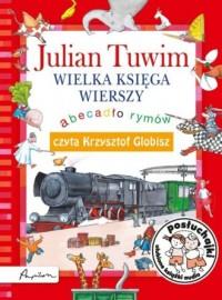 Wielka księga wierszy (CD) - Julian Tuwim - pudełko audiobooku