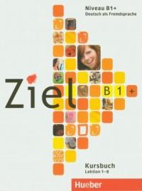 Ziel B1 Kursbuch Arbeitsbuch (+ CD) - okładka podręcznika