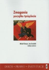 Zmagania początku tysiąclecia - okładka książki