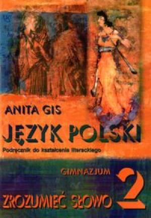 Zrozumieć słowo. Język polski. - okładka podręcznika
