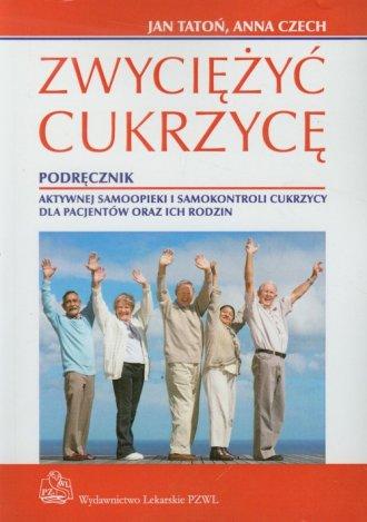 Zwyciężyć cukrzycę - okładka książki