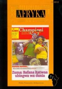 Afryka 36/2012 - okładka książki