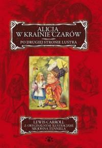 Alicja w Krainie Czarów. Alicja - okładka książki