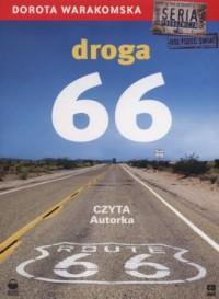 Droga 66 (CD mp3) - pudełko audiobooku