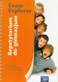 Exam Explorer. Repetytorium (+ 4 CD) - okładka podręcznika