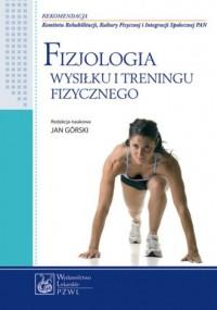 Fizjologia wysiłku i treningu fizycznego - okładka książki