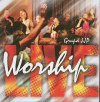 Grupa JJP. Worship Live (CD + DVD) - okładka płyty