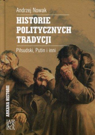 Historie politycznych tradycji. - okładka książki