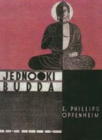Jednooki Budda - okładka książki