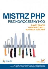 Mistrz PHP. Pisz nowoczesny kod - okładka książki