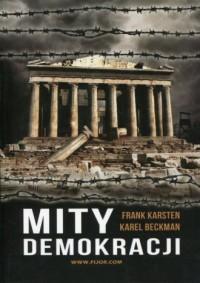 Mity demokracji - okładka książki