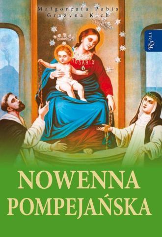 Nowenna pompejańska - okładka książki