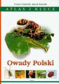 Owady Polski. Atlas i klucz - okładka książki