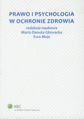 Prawo i psychologia w ochronie - okładka książki
