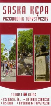Saska Kępa. Przewodnik turystyczny - okładka książki