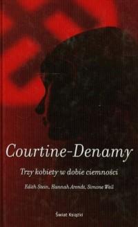 Trzy kobiety w dobie ciemności - okładka książki