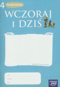 okładka podręcznika - Wczoraj i dziś. Historia i społeczeństwo.