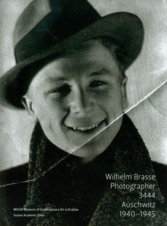 Wilhelm Brasse Photographer 3444 - okładka książki