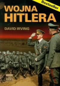 Wojna Hitlera - okładka książki
