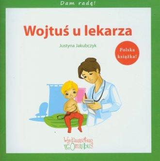 Wojtuś u lekarza - okładka książki