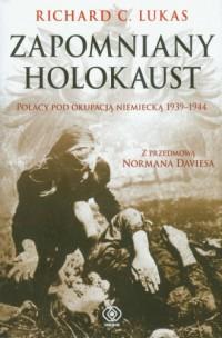 Zapomniany Holokaust - okładka książki
