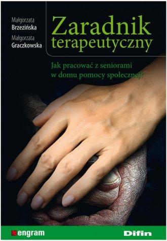 Zaradnik terapeutyczny. Jak pracować - okładka książki
