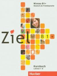 Ziel B1 Kursbuch - okładka książki