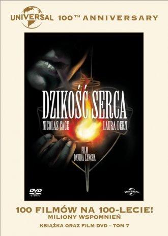 Dzikość Serca (DVD) - okładka filmu