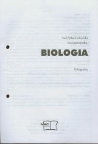 Foliogramy. Biologia. Klasa 1-3. Szkoła średnia cz. 2 - okładka podręcznika