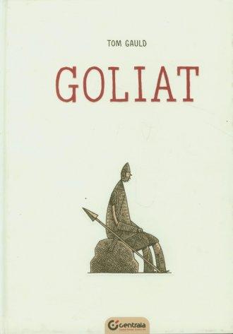 Goliat - okładka książki