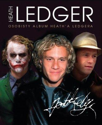 Heath Ledger. Osobisty album Heatha - okładka książki
