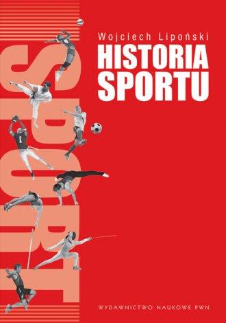 Historia sportu. Na tle kultury - okładka książki