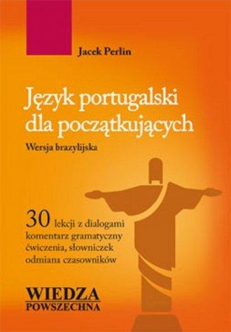 Język portugalski dla początkujących. - okładka podręcznika