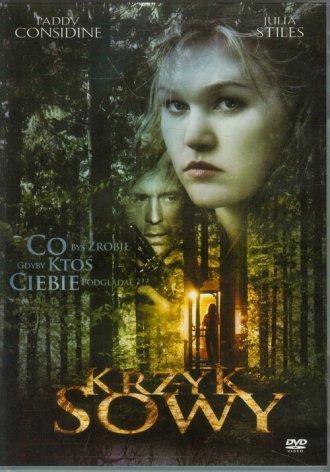 Krzyk sowy (DVD) - okładka filmu